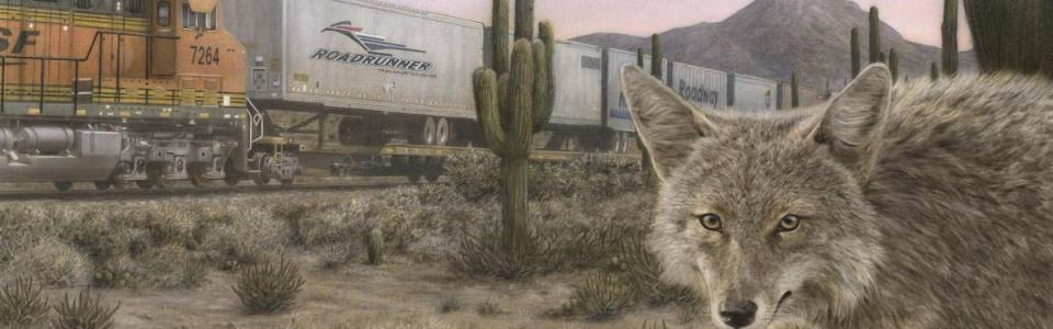 """""""Deja Vu"""" painting by Greg Garrett"""